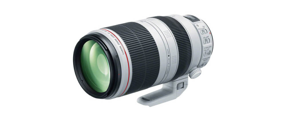 Canon EF 100-400mm f/4.5-5.6L IS II image