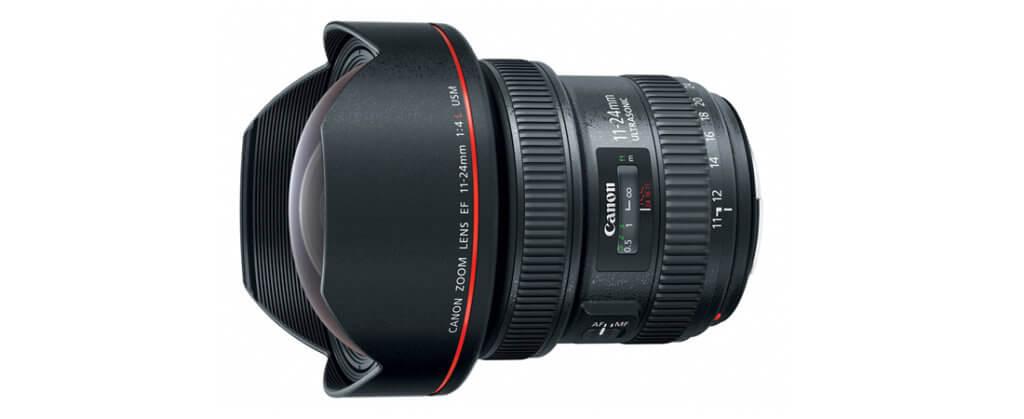 Canon EF 11-24mm f/4L USM Image 1