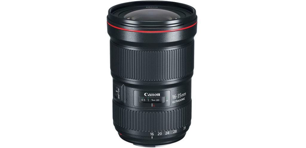 Canon EF 16-35mm f:2.8L III USM Image