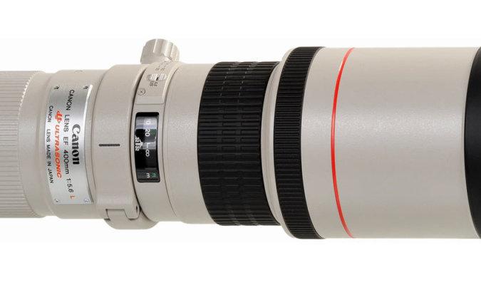 Canon EF 400mm f/5.6L USM Image