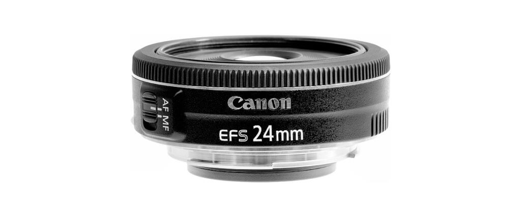 Canon EF-S 24mm Image