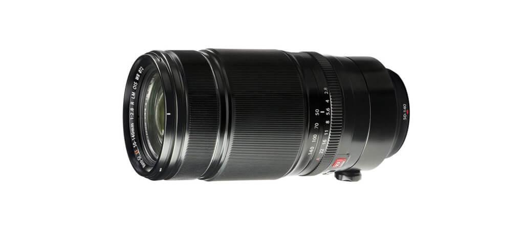 Fujifilm 50-140mm f:2.8 R LM OIS WR Image