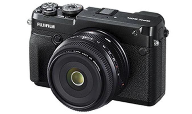 Fujinon GF 50mm f/3.5 R LM WR Image