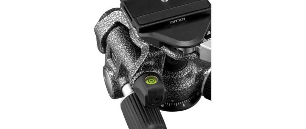 Gitzo 3-Way Fluid Head GHF3W Image 2