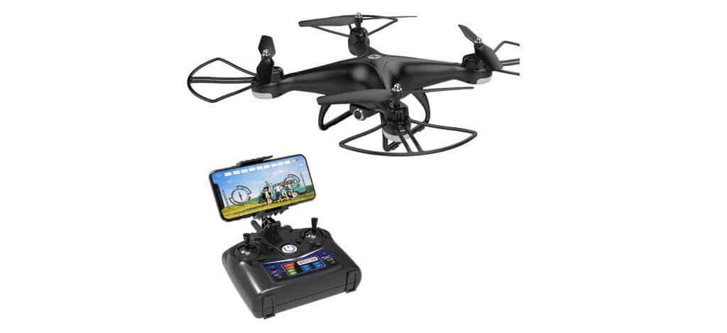 Holy Stone HS110D FPV RC Image