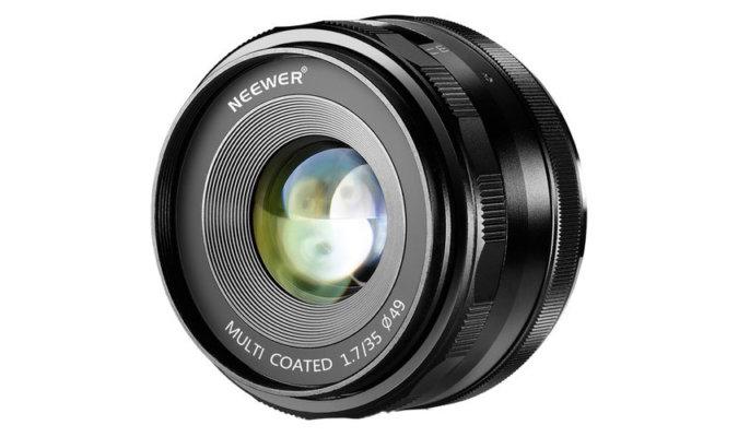 Neewer 35mm f/1.7 Image