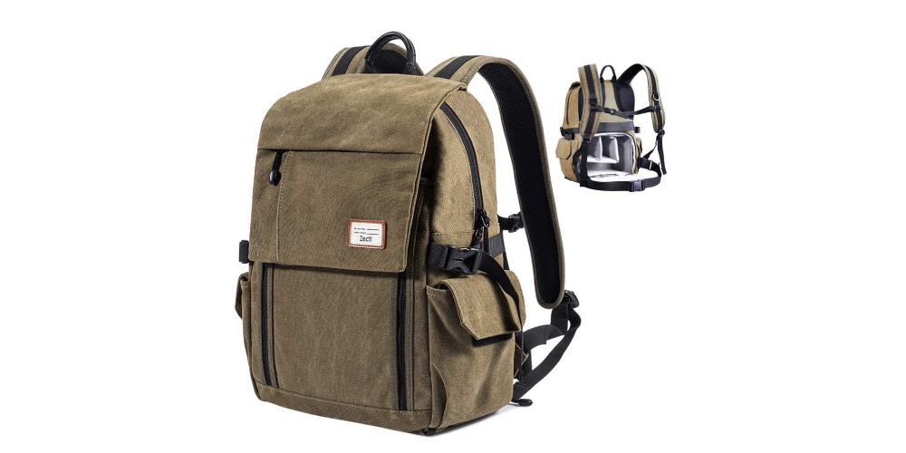Zecti Camera Backpack Image