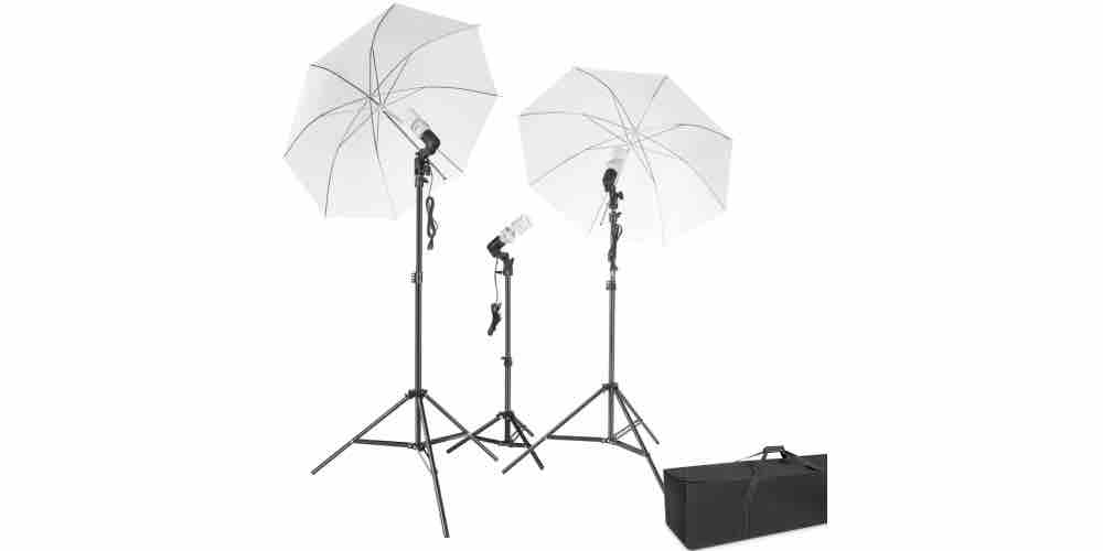 ESDDI Umbrella Continuous Lights Kit Image