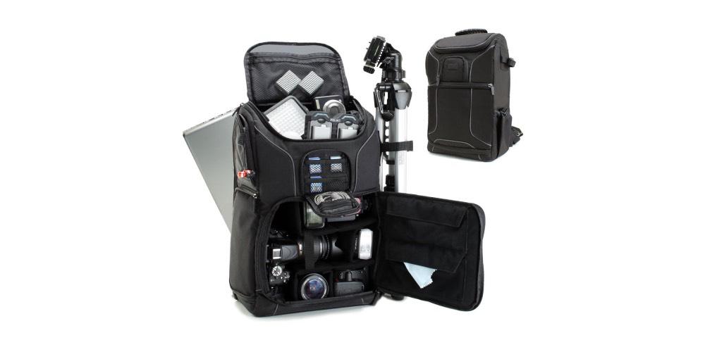 USA GEAR SLR Camera Backpack Case Image
