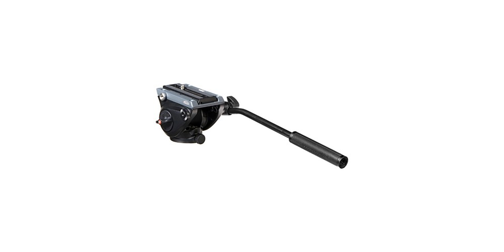 Manfrotto MVH500AH Flat Base Pro Fluid Head Image