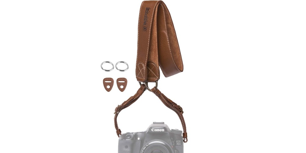 Inspire In Time Camera Neck Strap Image