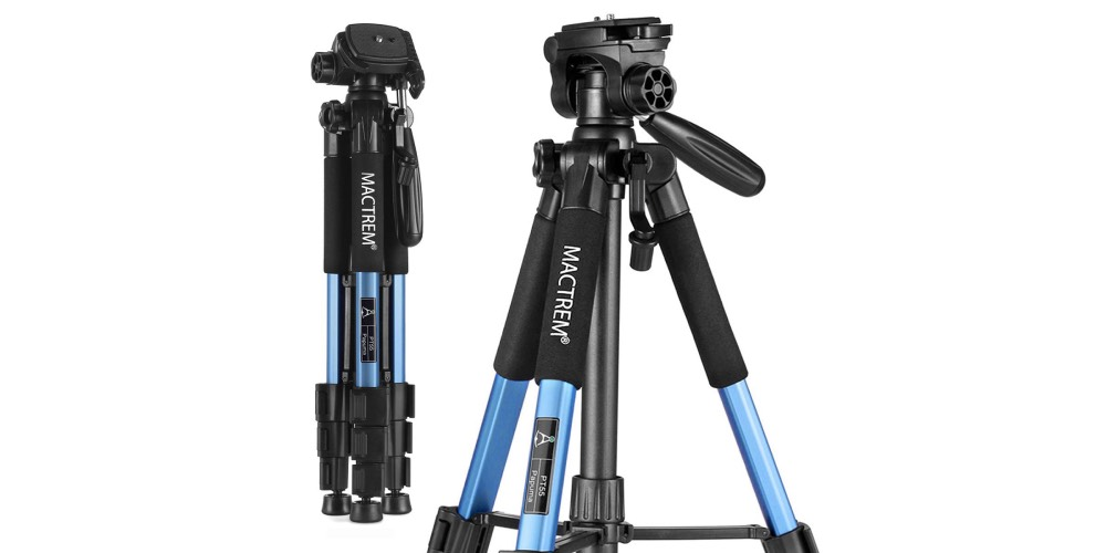 MACTREM 03 PT55 Travel Camera Tripod Image