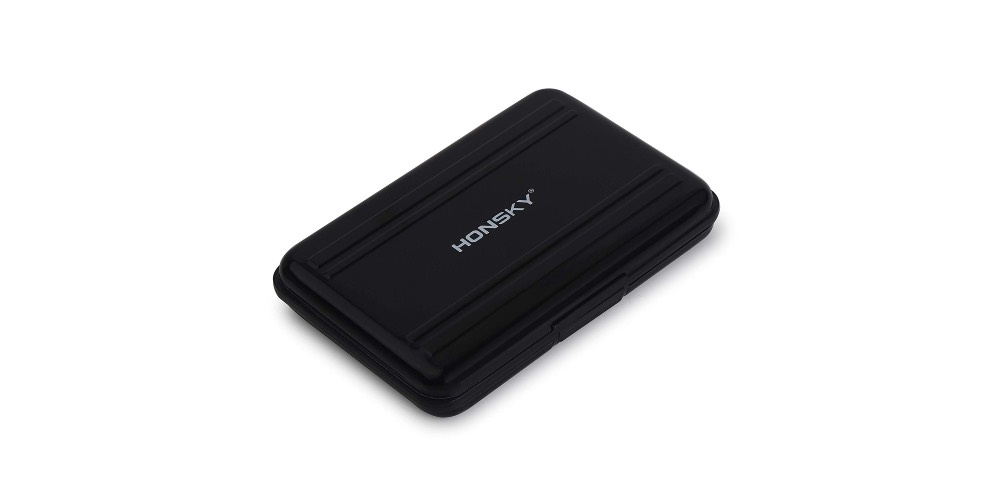 Honsky Aluminum UHS-I Memory Card Carrying Case Image