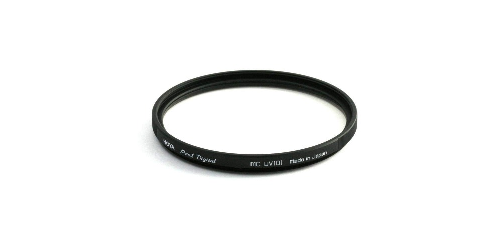 Hoya 58mm PRO1 Digital UV Multi-Coated Glass Filter Image