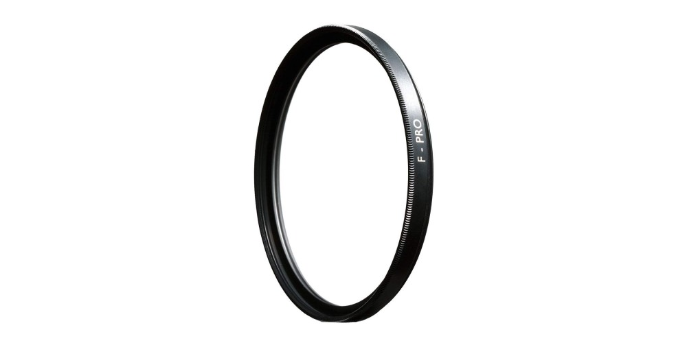 B+W 58mm Clear UV Haze with Multi-Resistant Coating  Image