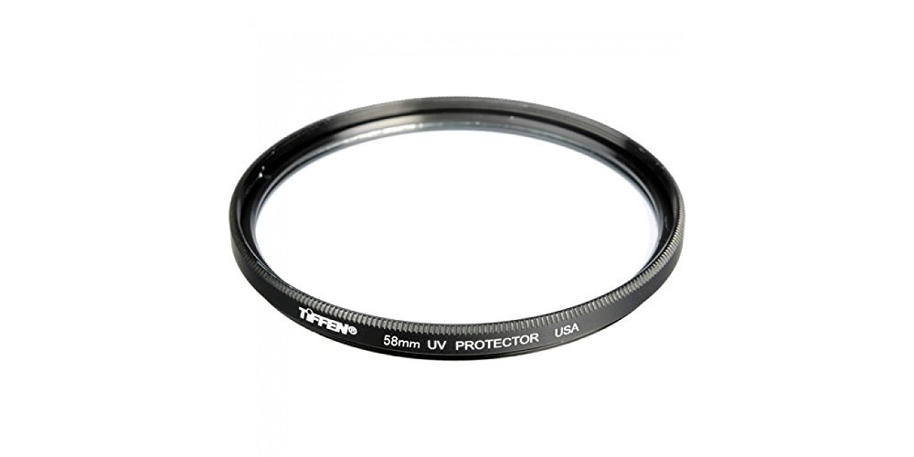 Tiffen 58mm UV Protection Filter Image