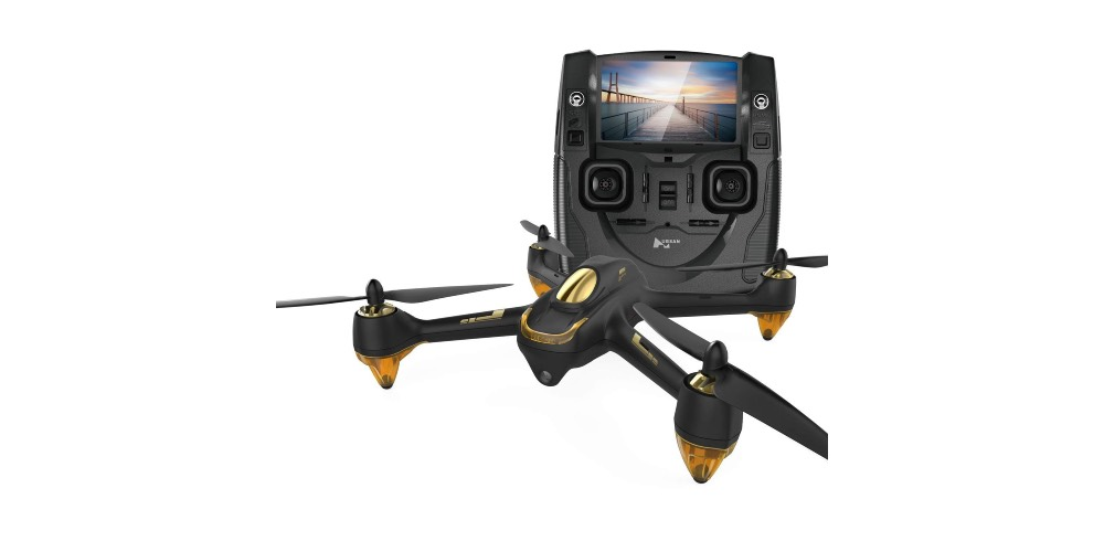 HUBSAN H501S X4 GPS FPV Drone with 1080P HD Camera  Image