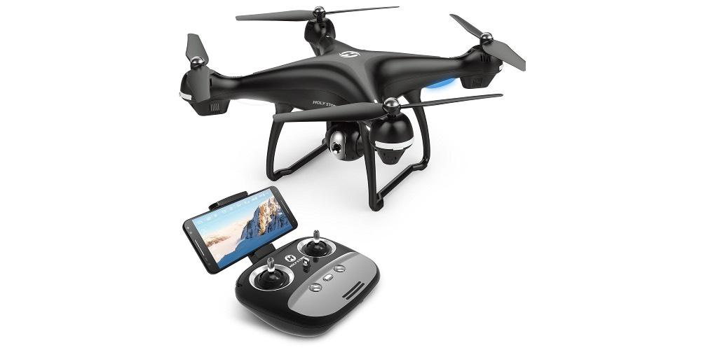 Holy Stone GPS FPV RC Drone HS100 with Camera Live Video 1080HD Image