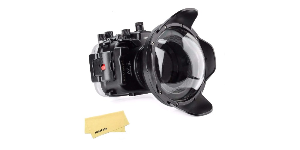 Meikon Underwater Camera Housing Case Image