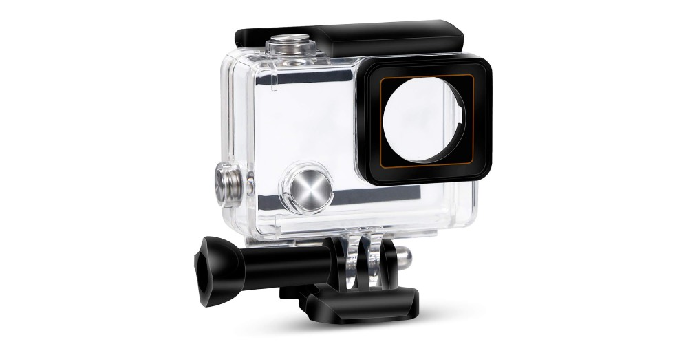 Yimobra Waterproof Housing Case for GoPro Hero 4 and Hero 3+ Image