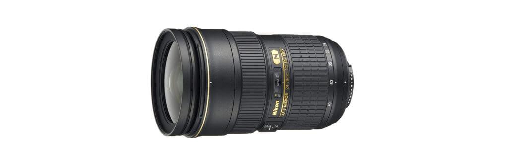Nikon AF-S FX NIKKOR 24-70mm f:2.8G ED Image