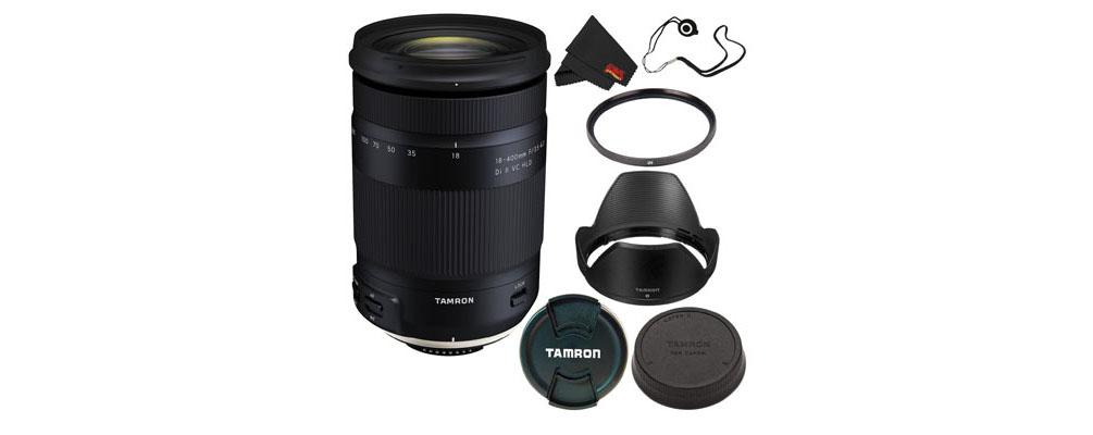 Tamron 18-400mm f/3.5-6.3 Di II VC HLD Image