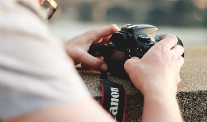 Best Cheap Full-Frame DSLRs- Canon EOS 7D