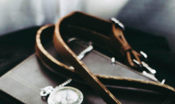 Leather Camera Straps Image