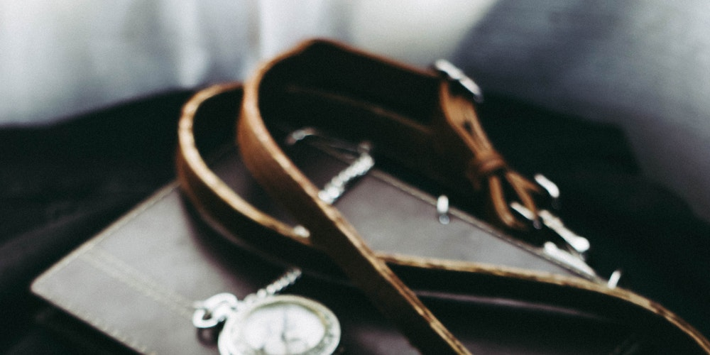 Leather Camera Straps Image