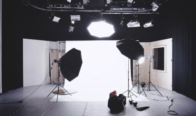 Off-Camera Light Modifiers Image