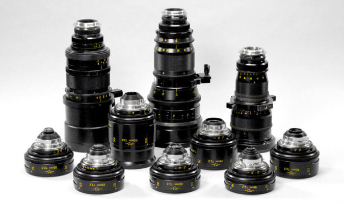 Retire a Camera Lens Image