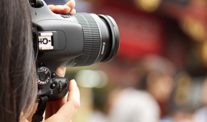 Point-and-Shoot Cameras Image