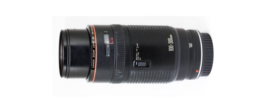 Canon EF 100-300 L Image