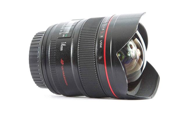 Canon EF 14mm f/2.8L II USM image