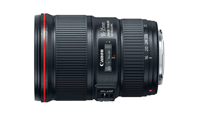 Canon EF 16-35mm f/4 L IS USM image