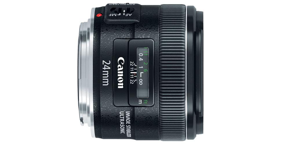 Canon EF 24mm f/2.8 IS USM image