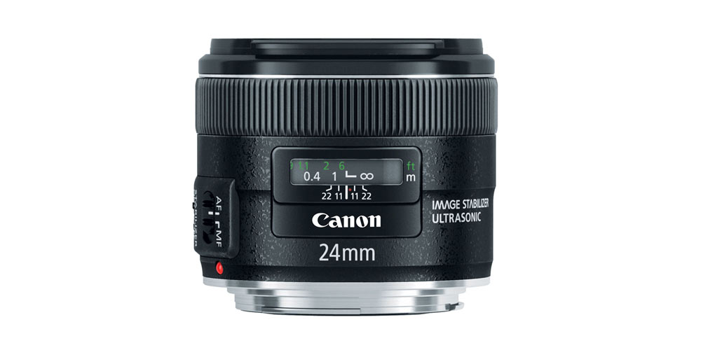Canon EF 24mm f/2.8 IS USM image