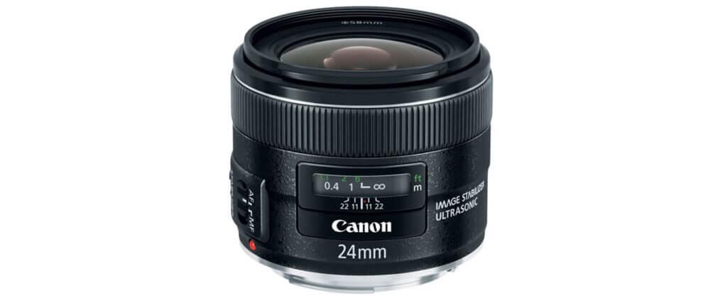 Canon EF 24mm f2.8 IS USM image
