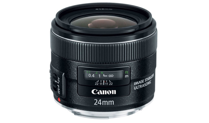 Canon EF 24mm f2.8 IS USM image