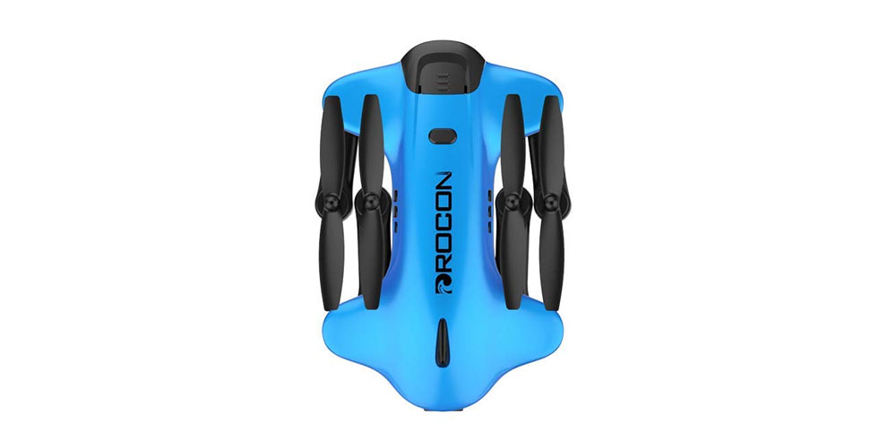 DROCON Ninja Foldable Drone image