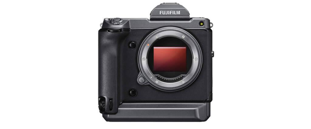 Fujifilm GFX 100 image