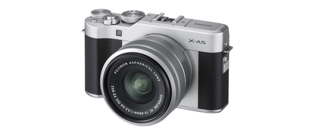 Fujifilm X-A5 Image 3