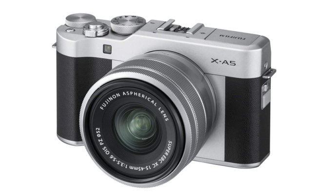Fujifilm X-A5 image