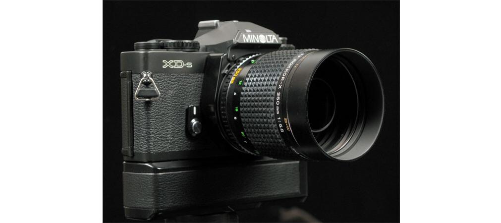 Minolta 250 Image