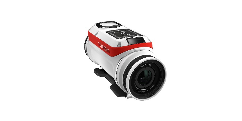 TomTom Bandit 4K Action Video Camera Image