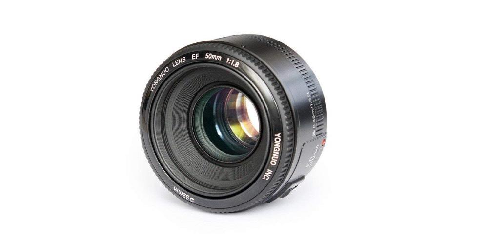 Yongnuo 50mm f/1.8 Image