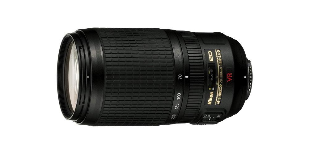 Nikon AF-S VR Zoom-Nikkor 70-300mm f/4.5-5.6G IF-ED Image