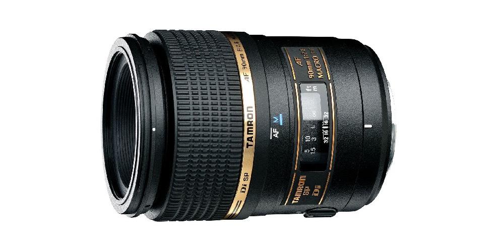 Tamron SP 90mm f/2.8 Di MACRO 1:1 VC USD Image