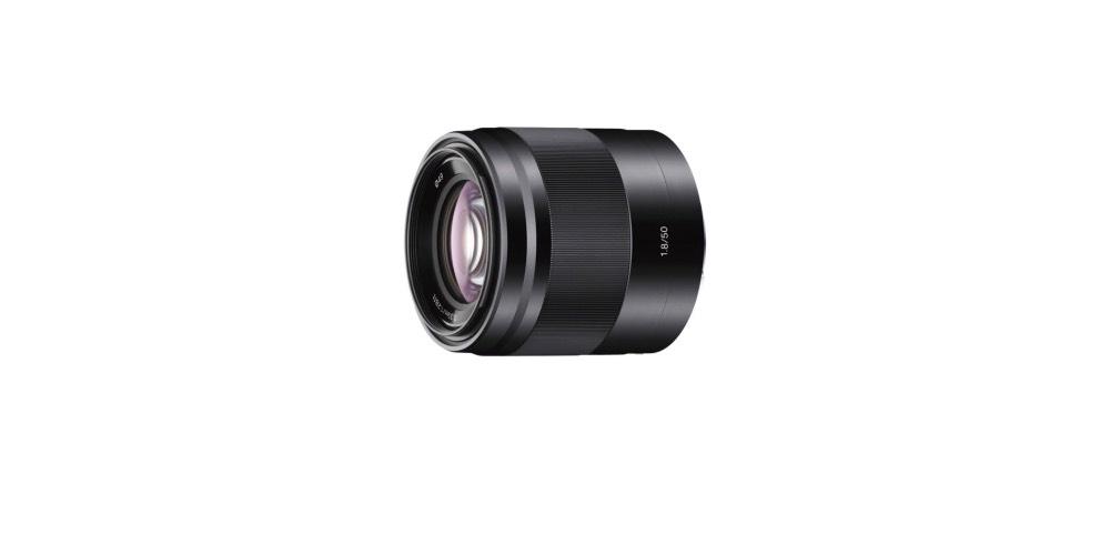 Sony E 50mm f/1.8 OSS Image