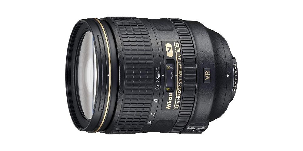Nikon AF-S NIKKOR 24-120mm f/4G ED VR Image